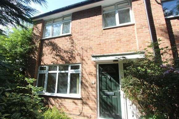 3 Bedrooms End Of Terrace House for sale in Nene Court, Oadby, Leicester