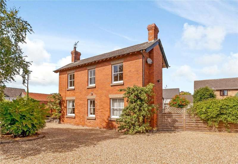 4 Bedrooms Unique Property for sale in Sutton St. Nicholas, Herefordshire, HR1