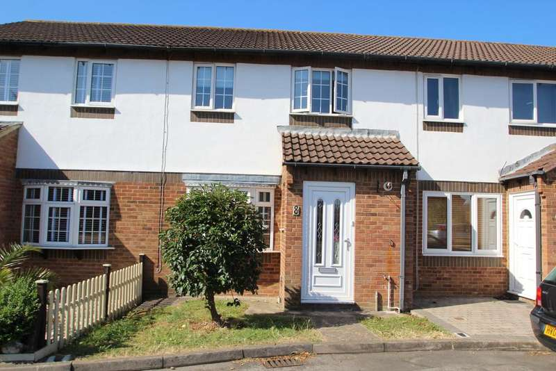 3 Bedrooms Terraced House for sale in Foxley Drive, Portsmouth PO3
