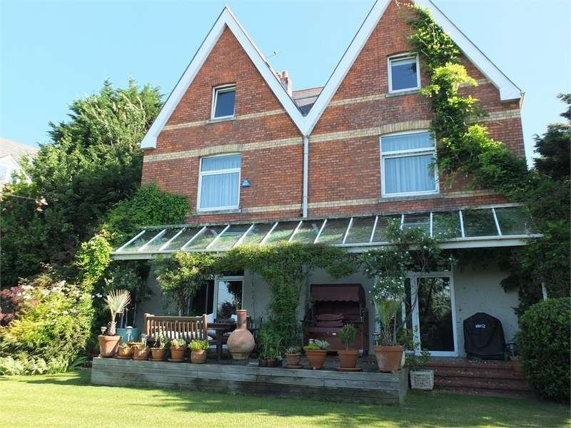 7 Bedrooms Detached House for sale in Clive Crescent, Penarth