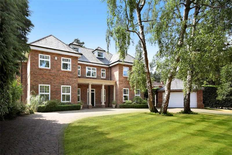 6 Bedrooms Detached House for sale in Woodlands Ride, South Ascot, Berkshire, SL5