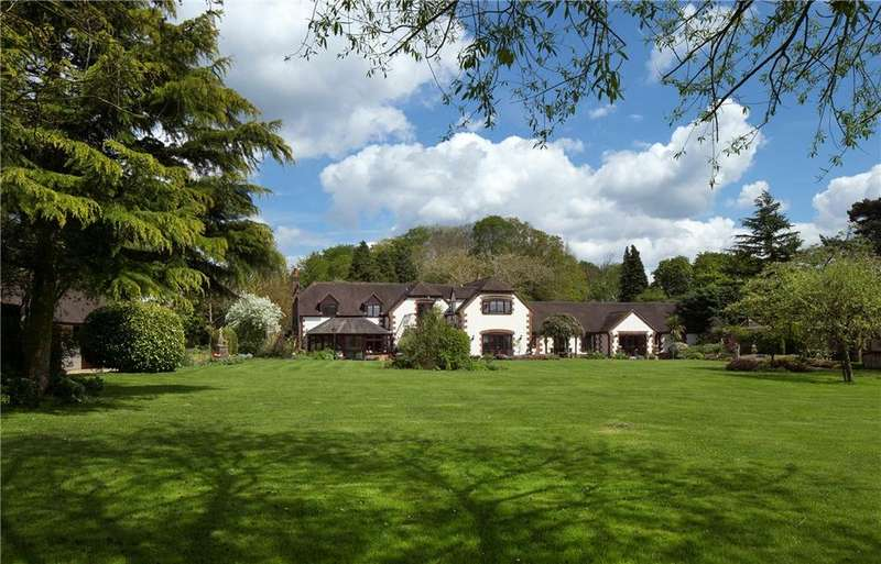 6 Bedrooms Detached House for sale in Sires Hill, North Moreton, Oxfordshire, OX11