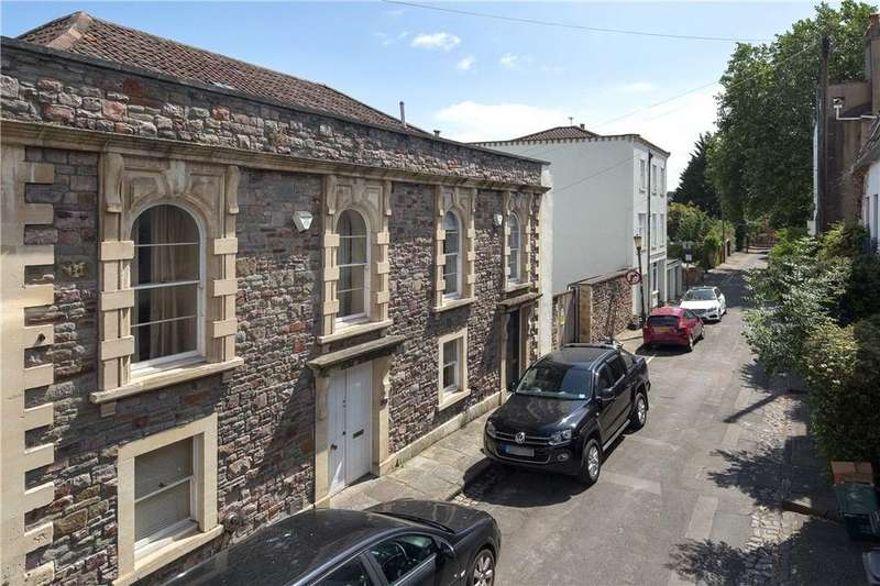 4 Bedrooms Semi Detached House for sale in North Green Street, Clifton, Bristol, BS8