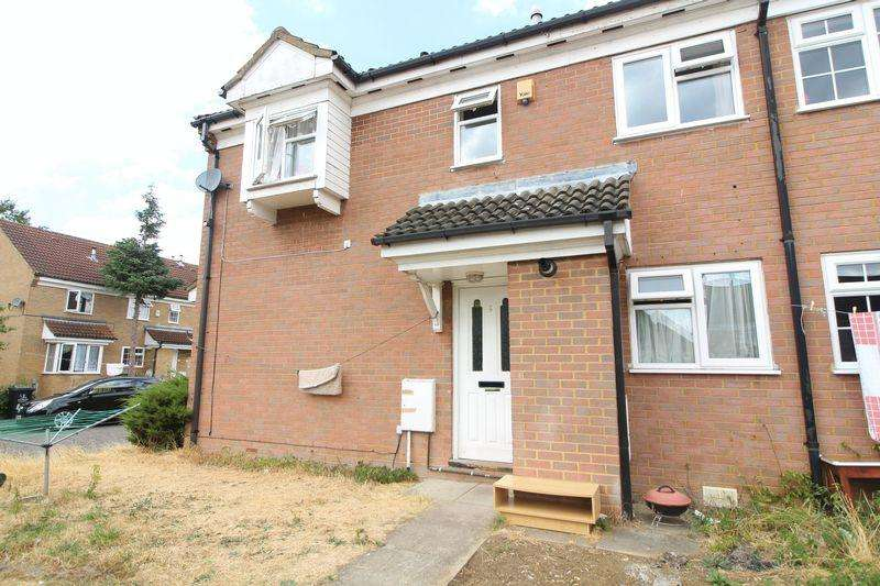 2 Bedrooms Cluster House for sale in Dorrington Close,