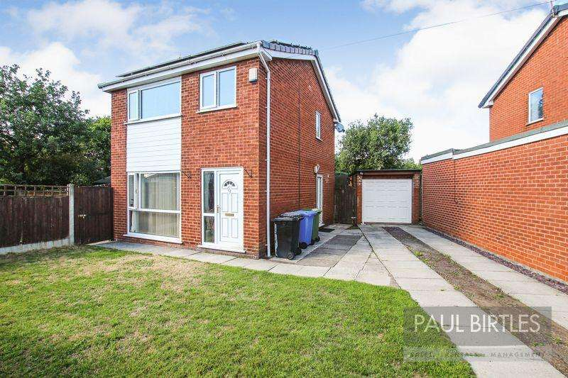 3 Bedrooms Detached House for sale in Orchard Avenue, Manchester