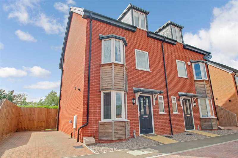3 Bedrooms Semi Detached House for sale in Cherry Paddocks, Cherry Willingham, Lincoln