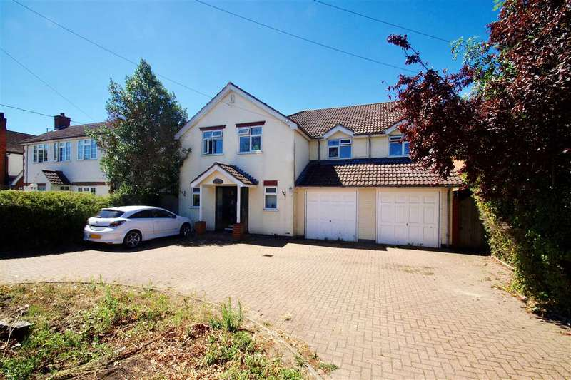5 Bedrooms Detached House for sale in The Firs, Nayland Road, Great Horkesley, Colchester