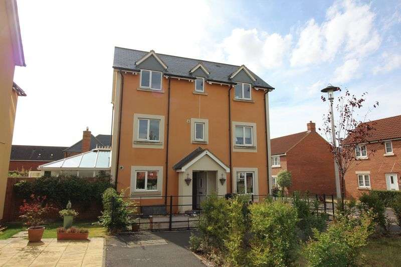 5 Bedrooms Property for sale in Redpoll Drive, Portishead