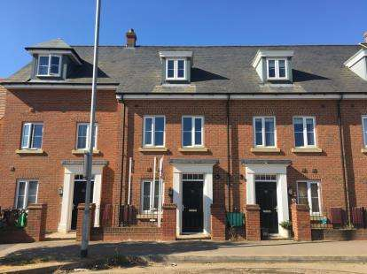 3 Bedrooms Terraced House for sale in Gold Furlong, Marston Moretaine, Bedford, Bedfordshire