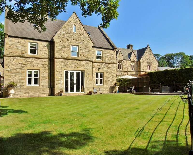 5 Bedrooms Detached House for sale in Leazes Lane, Wolsingham