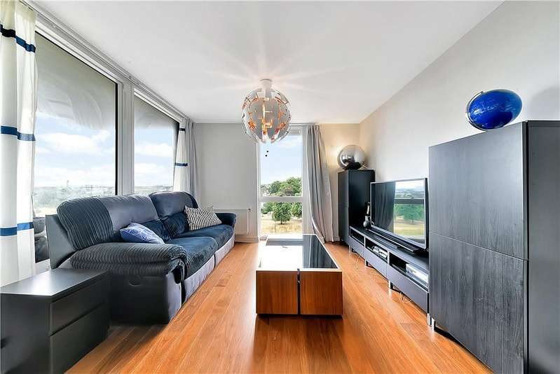 2 Bedrooms Flat for sale in Arments Court, 392 Albany Road, London, SE5