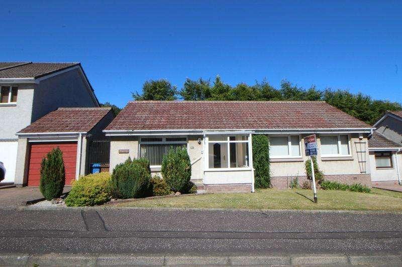 3 Bedrooms Bungalow for sale in Craigievar Gardens, Kirkcaldy