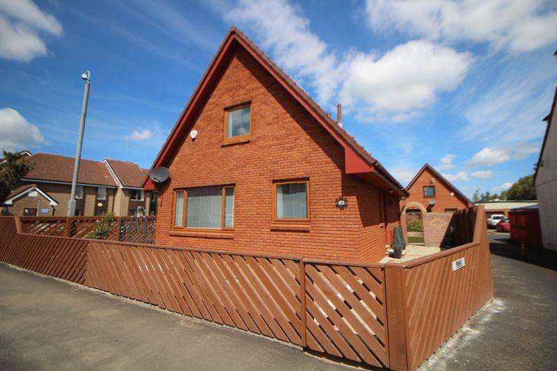 3 Bedrooms Detached Villa House for sale in Cardenden Road, Cardenden