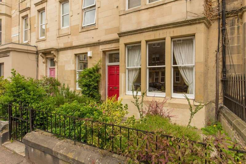 3 Bedrooms Ground Flat for sale in 3 Ogilvie Terrace, Shandon, EH11 1NS