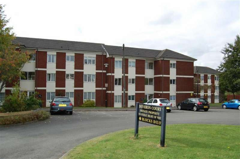 2 Bedrooms Apartment Flat for sale in Deveron Court, Hinckley, Leicestershire