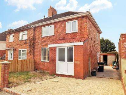 3 Bedrooms Semi Detached House for sale in Kendal Road, Horfield, Bristol
