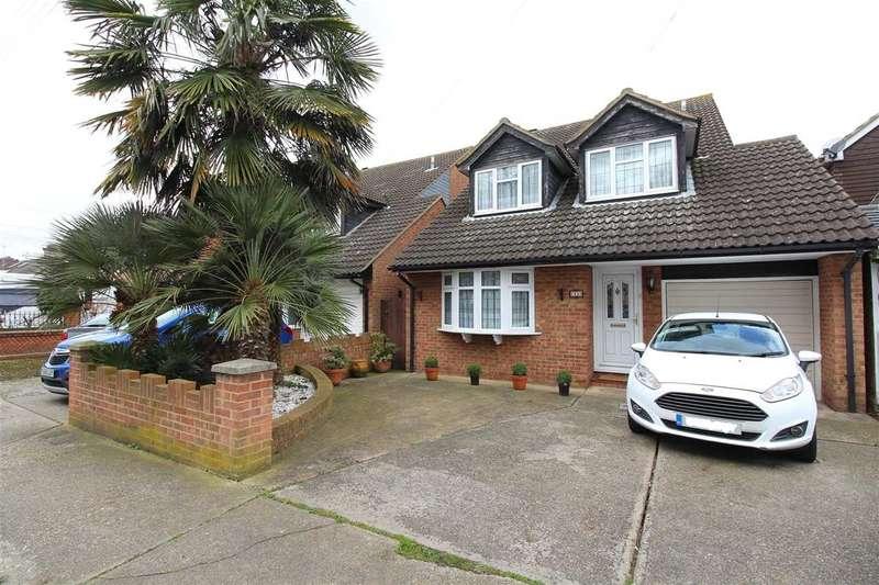 4 Bedrooms Detached House for sale in Spencer Road, Benfleet