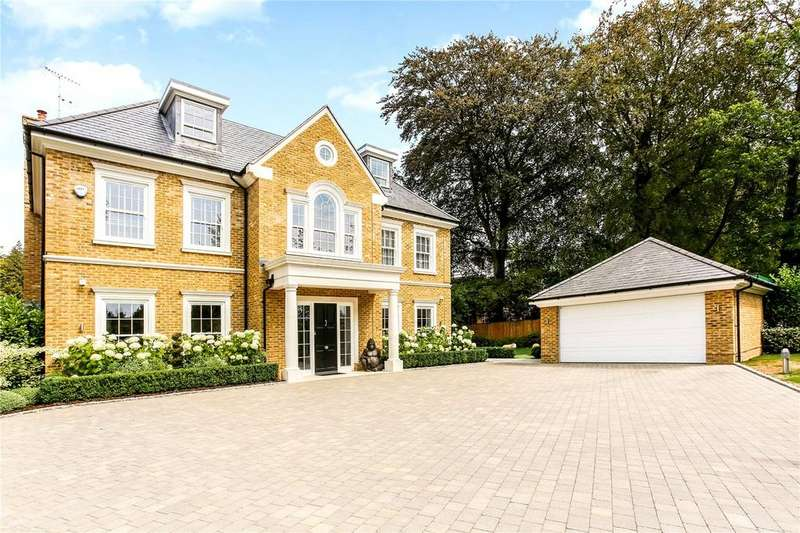 5 Bedrooms Detached House for sale in Horsegate Ride, Ascot, Berkshire, SL5
