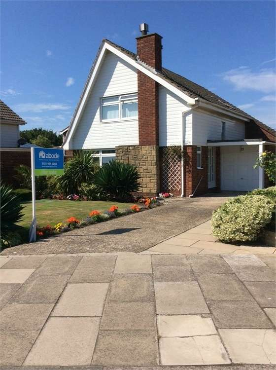 4 Bedrooms Detached House for sale in Moorhouses, Hightown, LIVERPOOL, Merseyside