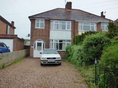 House for sale in Belle Vue Road, Earl Shilton, Leicester, Leicestershire