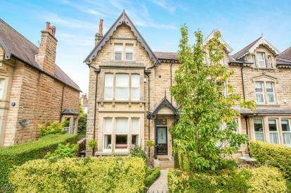 5 Bedrooms End Of Terrace House for sale in Park Drive, Harrogate, North Yorkshire