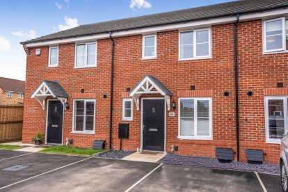 3 Bedrooms Terraced House for sale in Atlantean Drive, Leyland