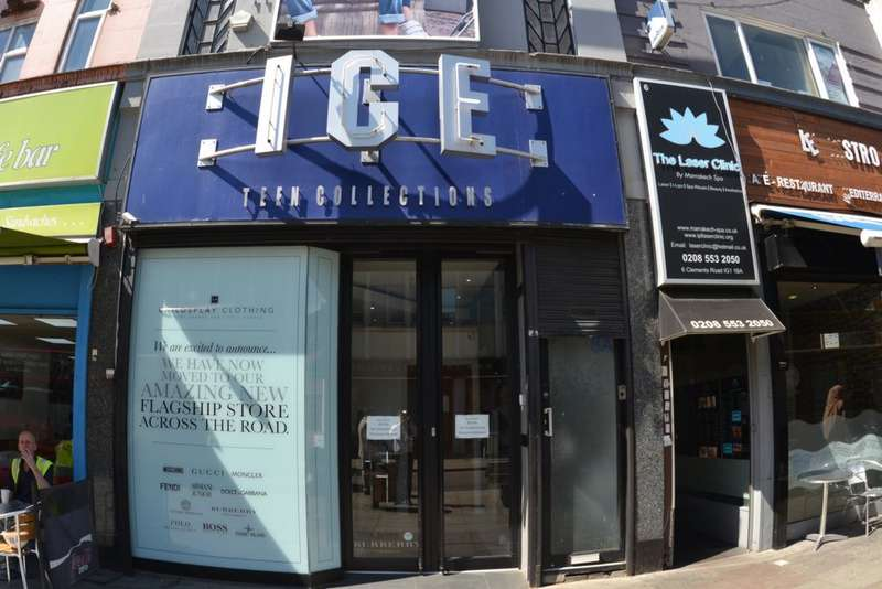 2 Bedrooms Commercial Property for sale in Clements Road, Ilford, IG1