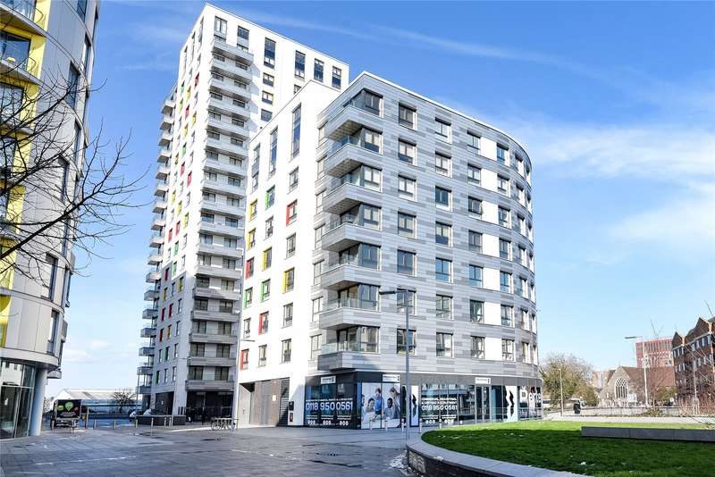 2 Bedrooms Apartment Flat for sale in Hewitt, 40 Alfred Street, Reading, Berkshire, RG1