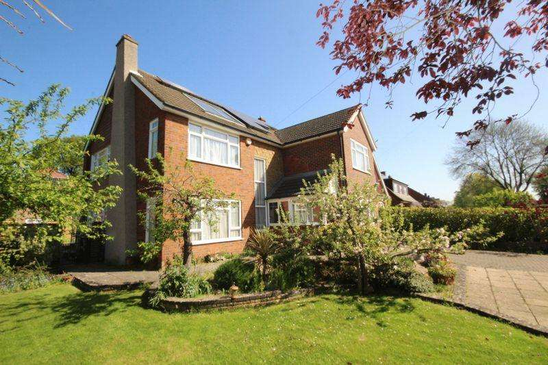 4 Bedrooms Detached House for sale in Higham Lane, Tonbridge