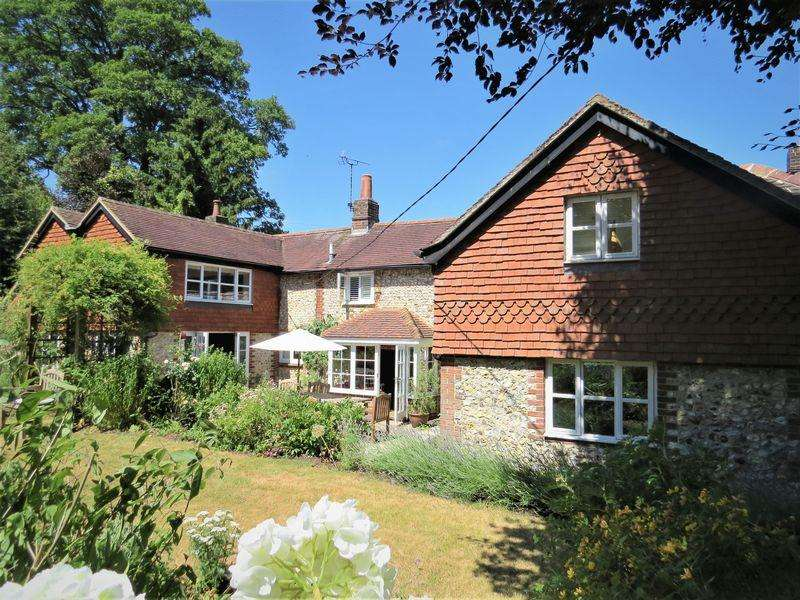 4 Bedrooms Unique Property for sale in Riversdown Road, West Meon, Hampshire