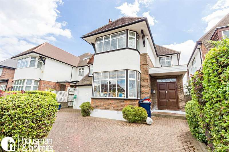6 Bedrooms Detached House for sale in Armitage Road, NW11
