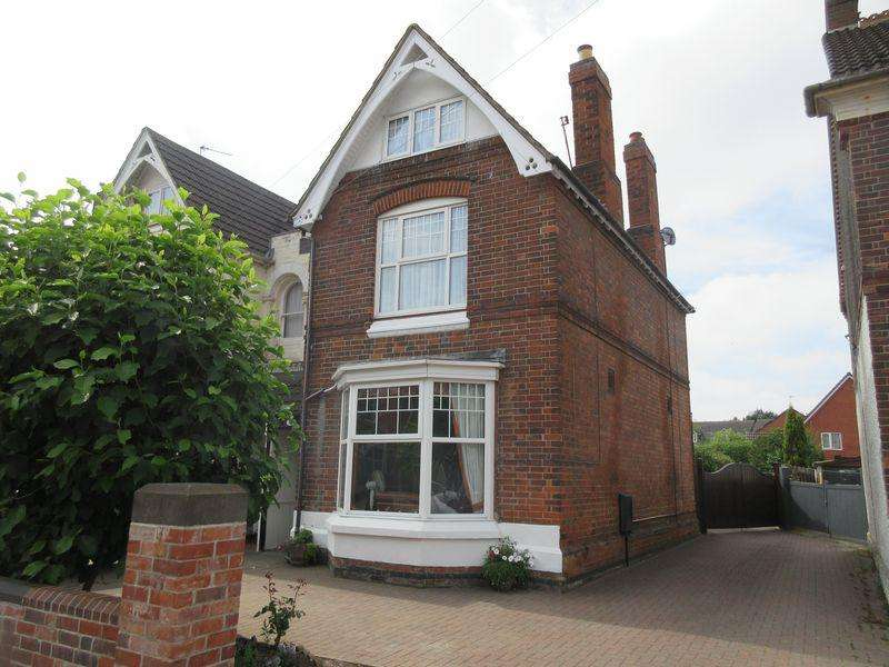 4 Bedrooms Villa House for sale in London Road, Coalville