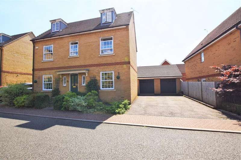 5 Bedrooms Detached House for sale in Spencer Close, Billericay, CM12