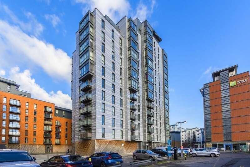 2 Bedrooms Flat for sale in Lexington Apartments, Railway Terrace, Slough, SL2
