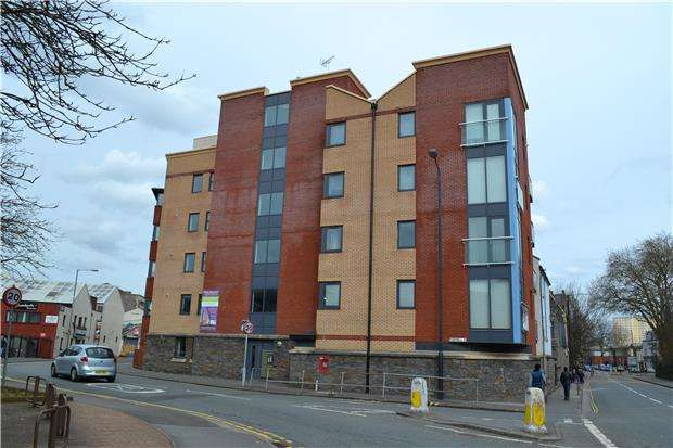 2 Bedrooms Flat for sale in Saints Court, Pennywell Road, BRISTOL, BS5 0EE