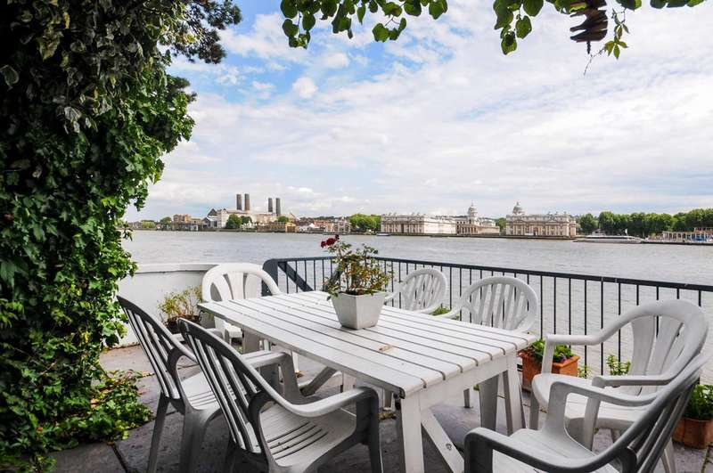 6 Bedrooms Detached House for rent in Ferry Street, Canary Wharf, E14