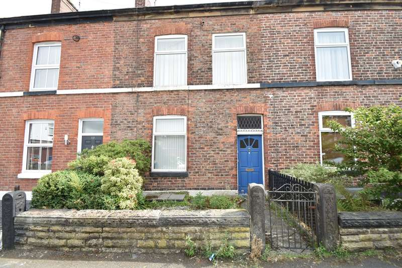 3 Bedrooms Terraced House for sale in York Street, Whitefield, Manchester, M45