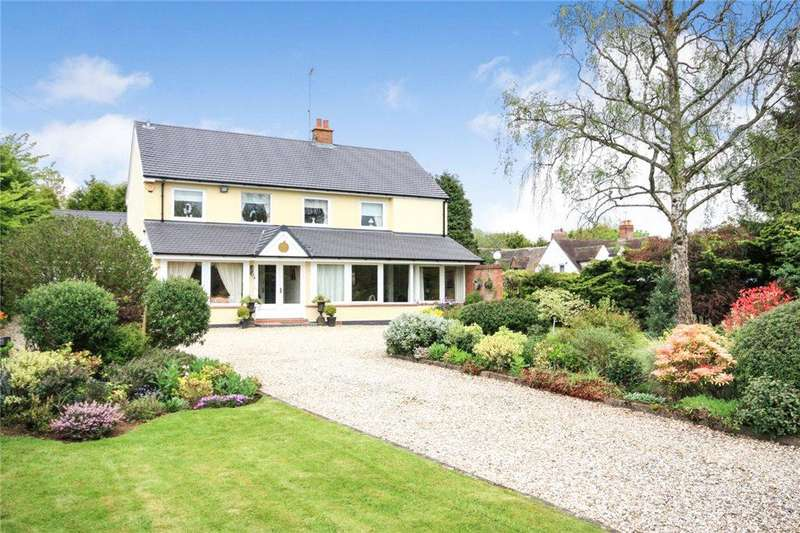 4 Bedrooms Detached House for sale in Shenstone, Kidderminster, DY10