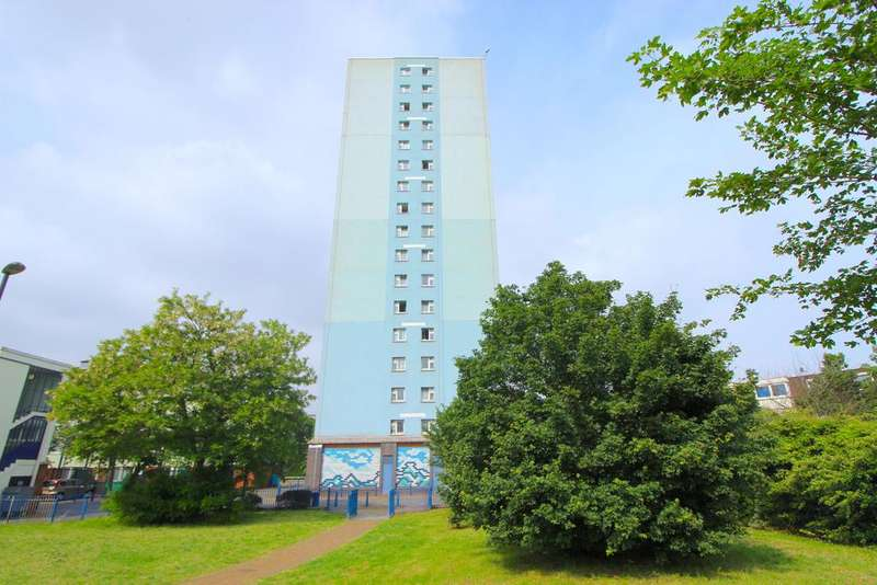 2 Bedrooms Flat for sale in Dolphin Tower, Abinger Grove, Deptford SE8