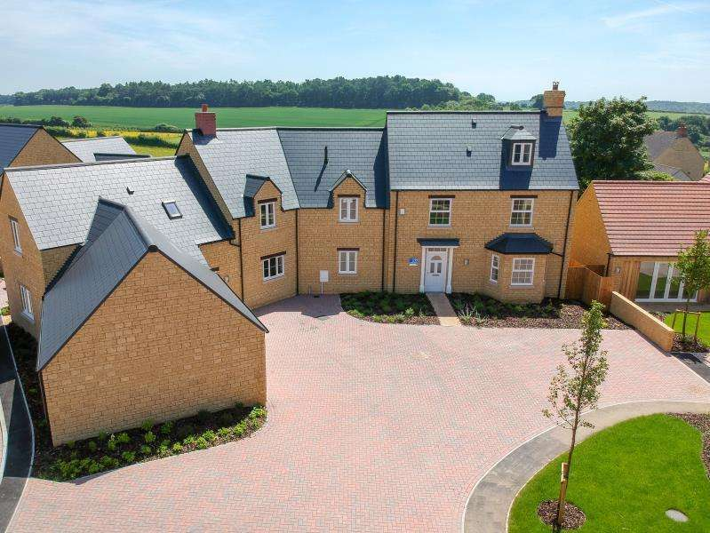 6 Bedrooms Detached House for sale in The Ash, Charity Farm, Stonesfield, Witney, Oxfordshire