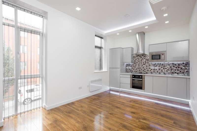 2 Bedrooms Apartment Flat for sale in APT 6 ELLERBY HOUSE, CROSS GREEN LANE, LEEDS, LS9