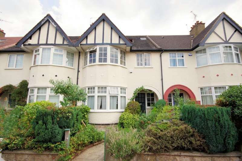 4 Bedrooms Terraced House for sale in GROVE AVENUE, FINCHLEY, N3