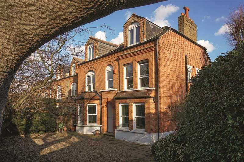4 Bedrooms Detached House for sale in Erpingham Road, SW15