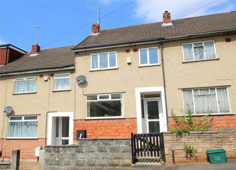 2 Bedrooms Terraced House for sale in Elmdale Road, Bedminster, Bristol, BS3