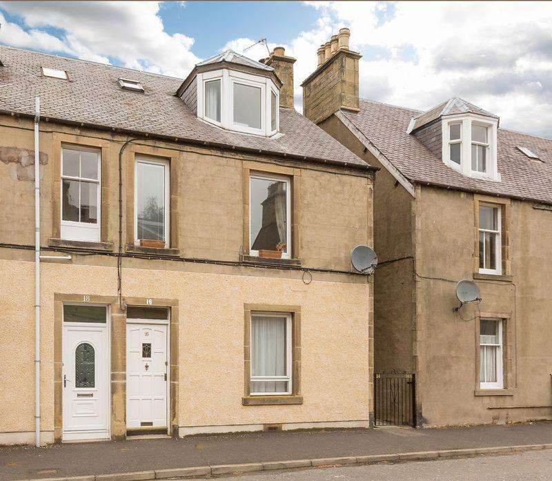 2 Bedrooms Apartment Flat for sale in 14A Miller Street, Innerleithen, EH44 6QS