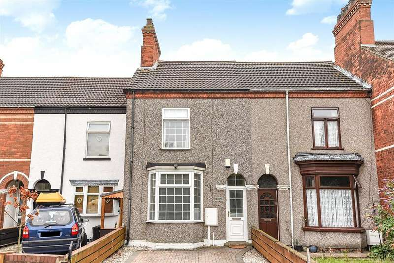 3 Bedrooms Terraced House for sale in Haven Terrace, Grimsby, DN31