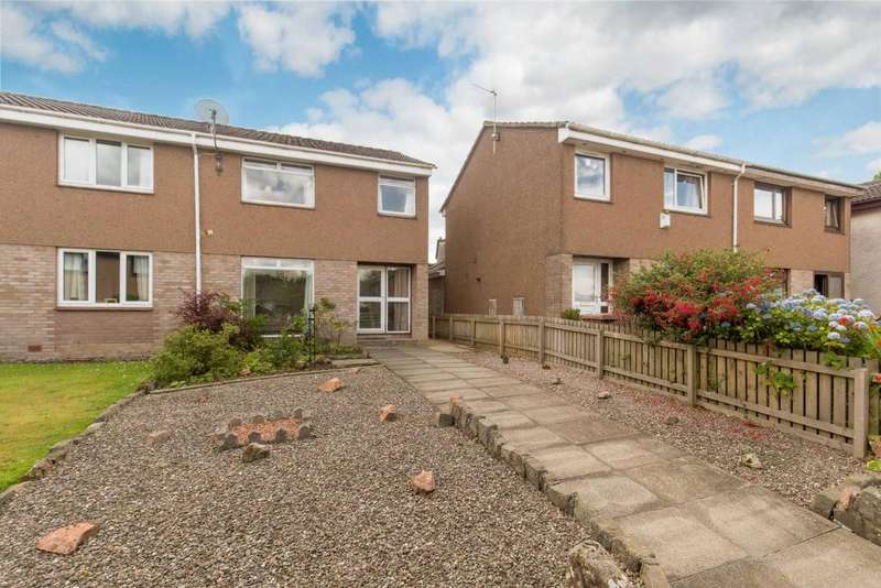 3 Bedrooms Semi Detached House for sale in 82 Echline Drive, South Queensferry, EH30 9XG