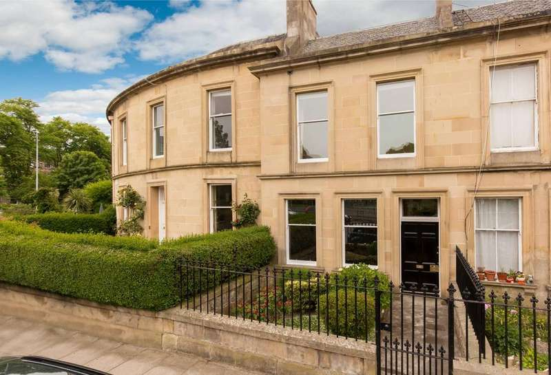 4 Bedrooms Terraced House for sale in 13 Bellevue Place, Bellevue, EH7 4BS