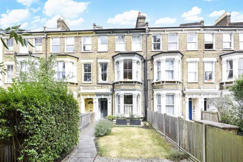 2 Bedrooms Flat for sale in Effra Road, Brixton
