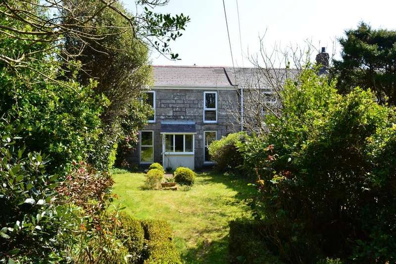 3 Bedrooms Terraced House for sale in Portherras Terrace, Pendeen, Penzance